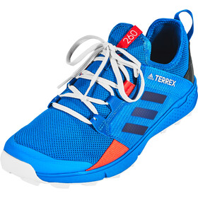 adidas TERREX Speed LD Trail Running Shoes Lightweight Men blue beauty/legend ink/active red